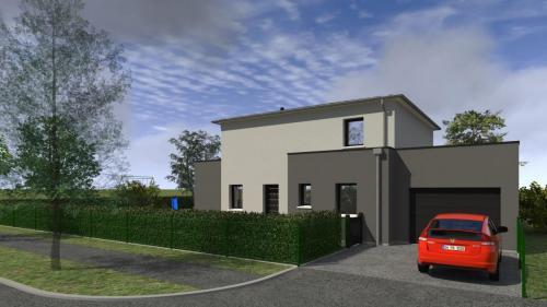 Construction maison Bretteville sur Odon