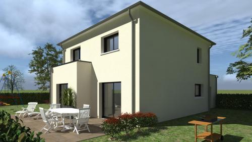 Construction maison Merville Franceville