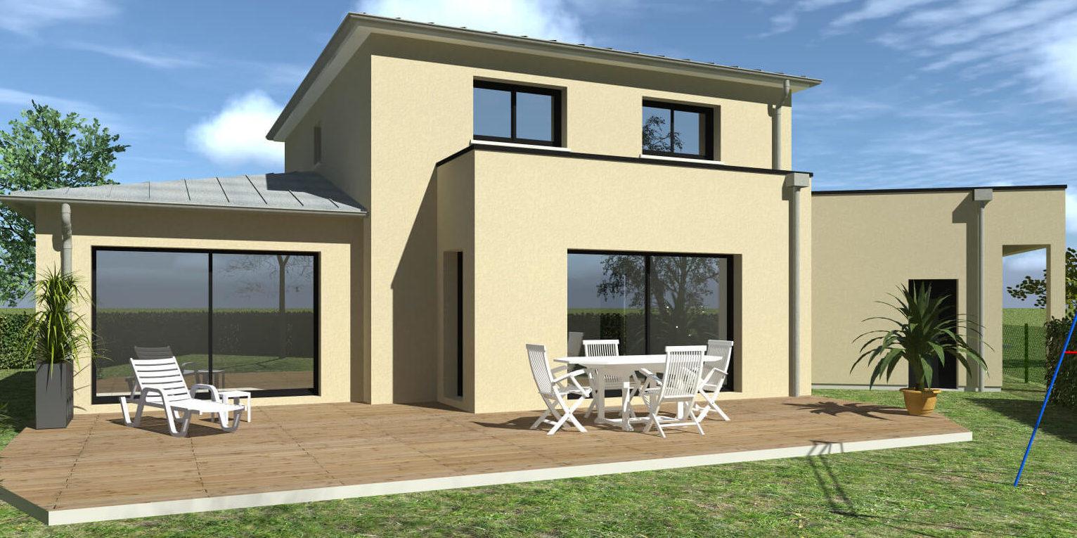 constructeur maison contemporaine caen ventana blog. Black Bedroom Furniture Sets. Home Design Ideas